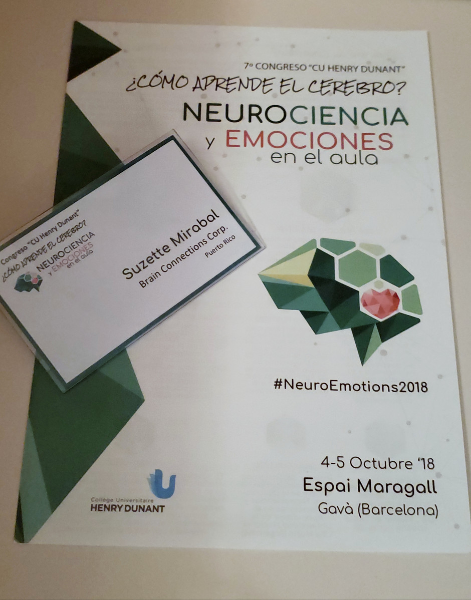 10+ Aprendizajes del Congreso Neurociencia y Emociones en el Aula