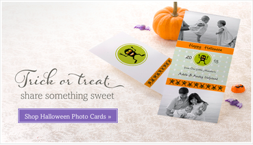 Halloween Cards Page