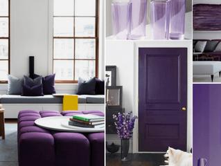 Interior Colour Trends for Spring 2018