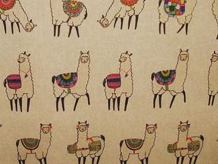 No dramas, Llamas!