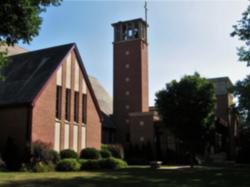 Blurry Church (3)