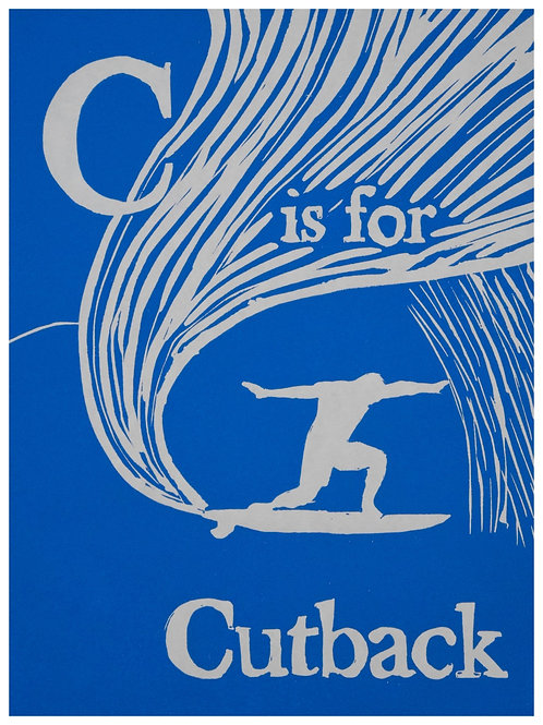 C is for Cutback