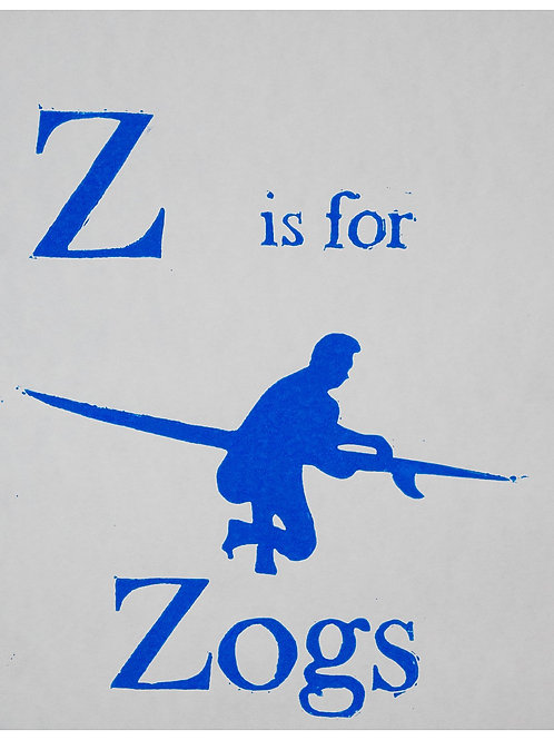 Z is for Zogs