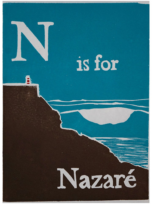 N is for Nazare