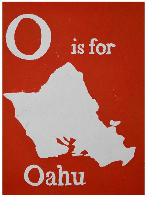 O is for Oahu