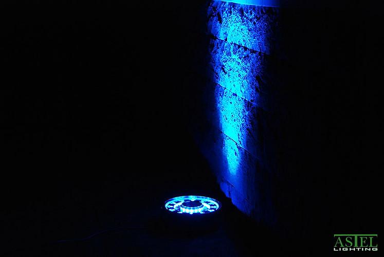 cascada fountain lights