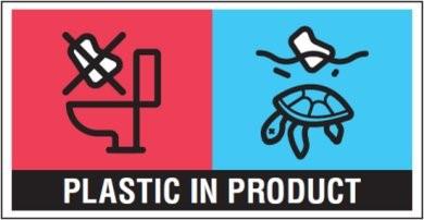 "Neue Pflichtdeklaration ""Plastic in Product"""