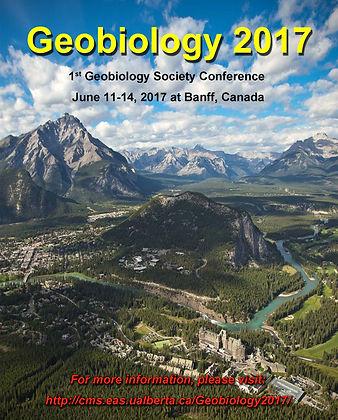 Geobiology 2017 meeting