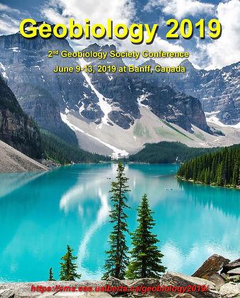 Geobiology 2019 meeting