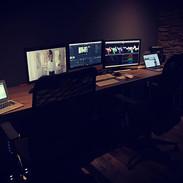 My editing Room