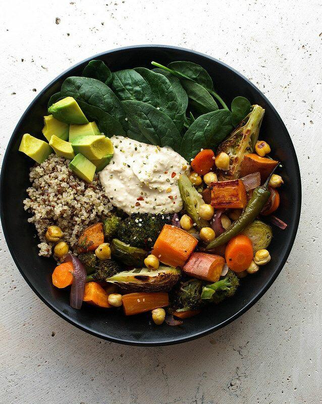 Vege food