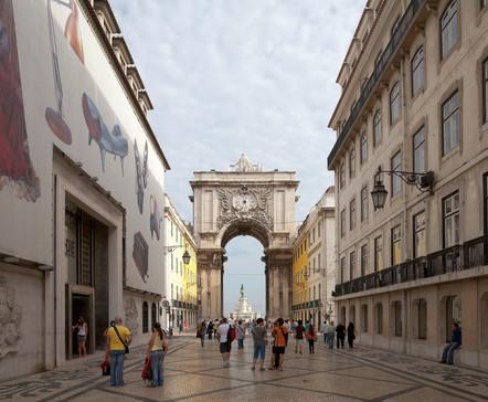 lisbon Arco_Triunfal_da_Rua_Augusta,_Pla