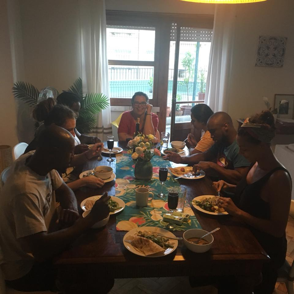 Lisbon Meals