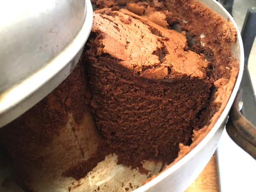 עוגת השוקולד המבושלת של סבתא חנה