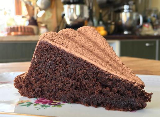 עוגת שוקולד נהדרת ללא גלוטן