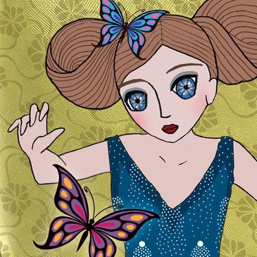 Teenage Girl Beauty 2