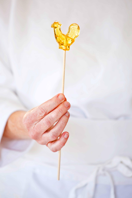 סוכריית תרנגול זהב הילה הוכמן