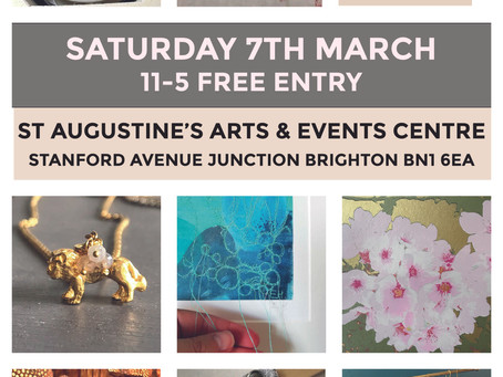 Art Fair Saturday 7th of march.