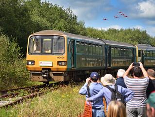 Gala day success at Llanelli and Mynydd Mawr Railway