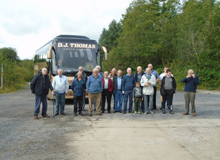 Visit by Retired Railwaymen