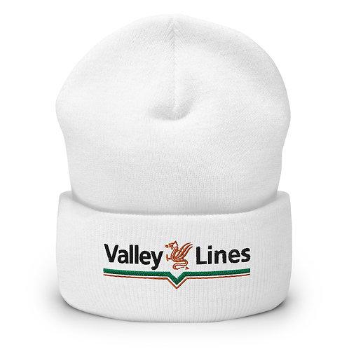 Valley Lines Cuffed Beanie