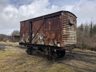 L&MMR Welcomes Gloucester Railway Carriage and Wagon Museum