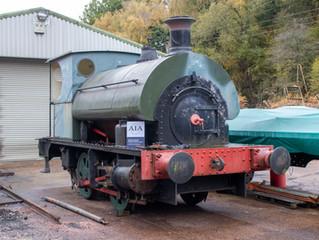 AIA restoration grant will bring steam to Cynheidre again