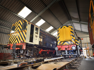 Enthusiast Running Day at Cynheidre