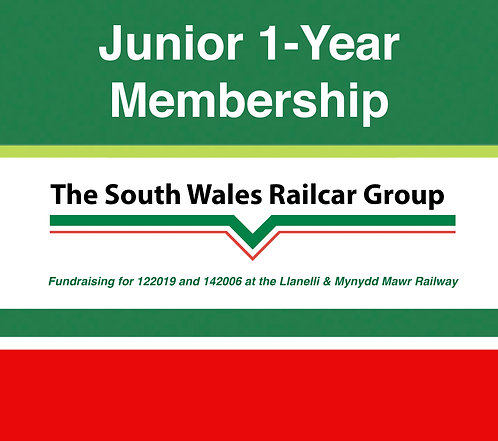 SWRG Junior (Under 18) Membership
