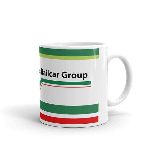 South Wales Railcar Group Mug