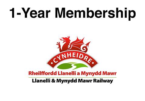 LMMR 1-year Membership