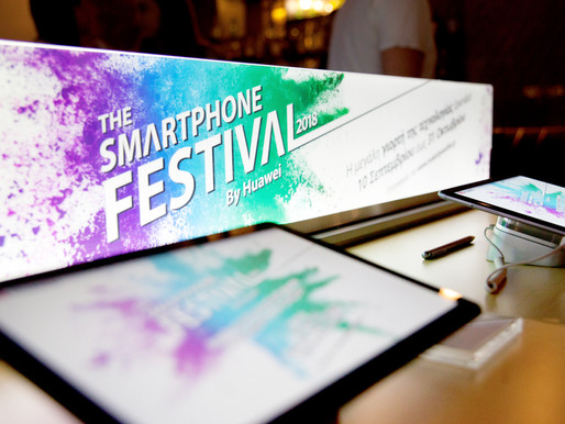 Smartphone Festival by Huawei