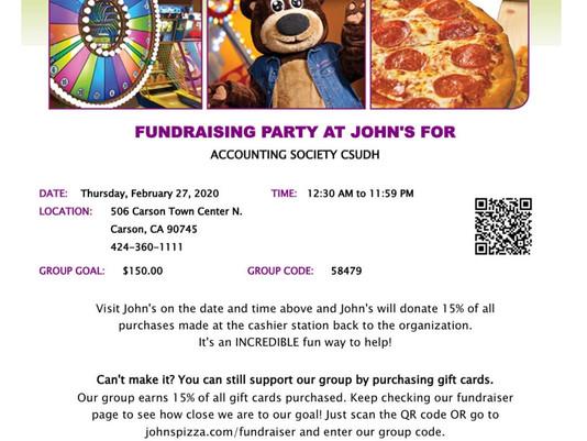 Accounting Society Fundraiser