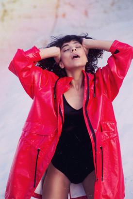 Сабрина Багирова - фотосессия для певицы. Фотограф Наталия Мужецкая