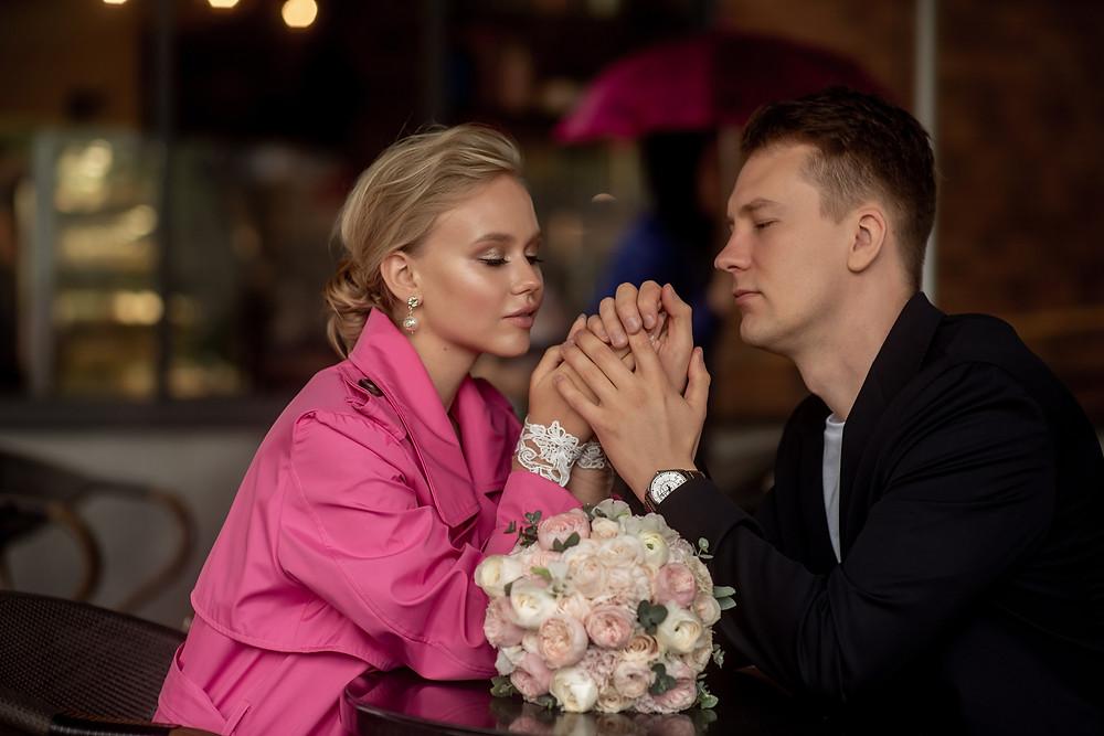Свадебная фотосессия / фотограф в Москве - Наталия Мужецкая