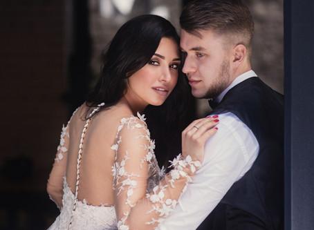 Свадебная фотосессия для двоих в лофт квартале
