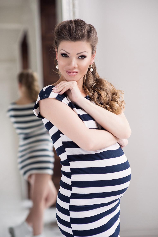 Фотосессия беременности в Москве, фото будущей мамы