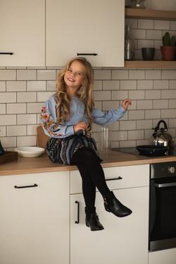Детское портфолио в Москве