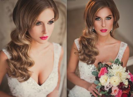 Фотосессия свадебных образов. Москва
