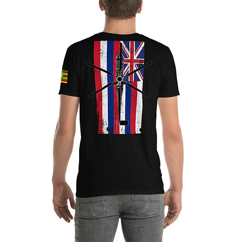 Hawaiian Style Full Color T-Shirt