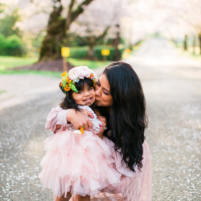 Mommy and Me Floral Workshop by El Arte Floral by MC