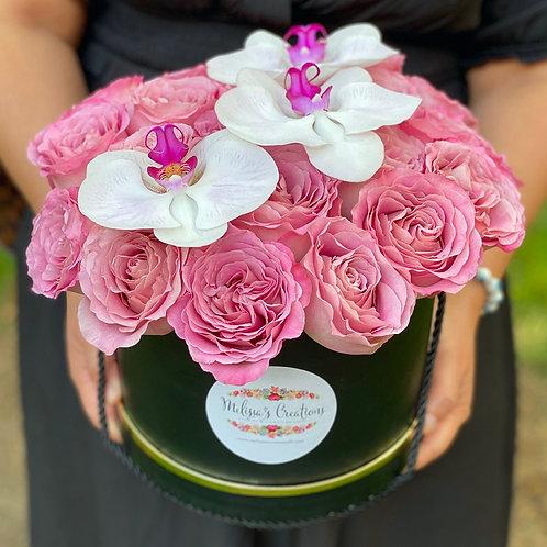 Luxury Box (25 Roses)