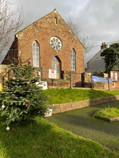 Christmas at Dufton with Knock