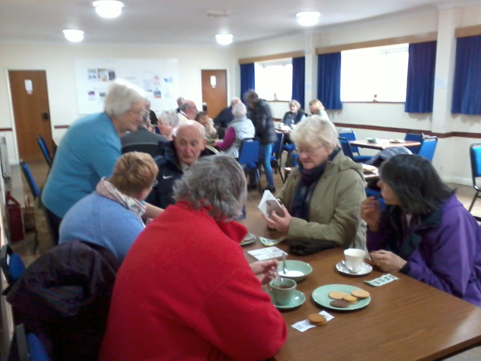 Moving Mountains Coffee Morning at Appleby