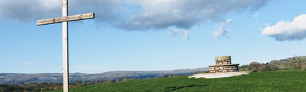 Cross on Hill Kirkby Stephe