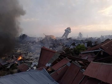 Indonesia Emergency Appeal launched