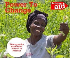 Message from Christian Aid Coordinator