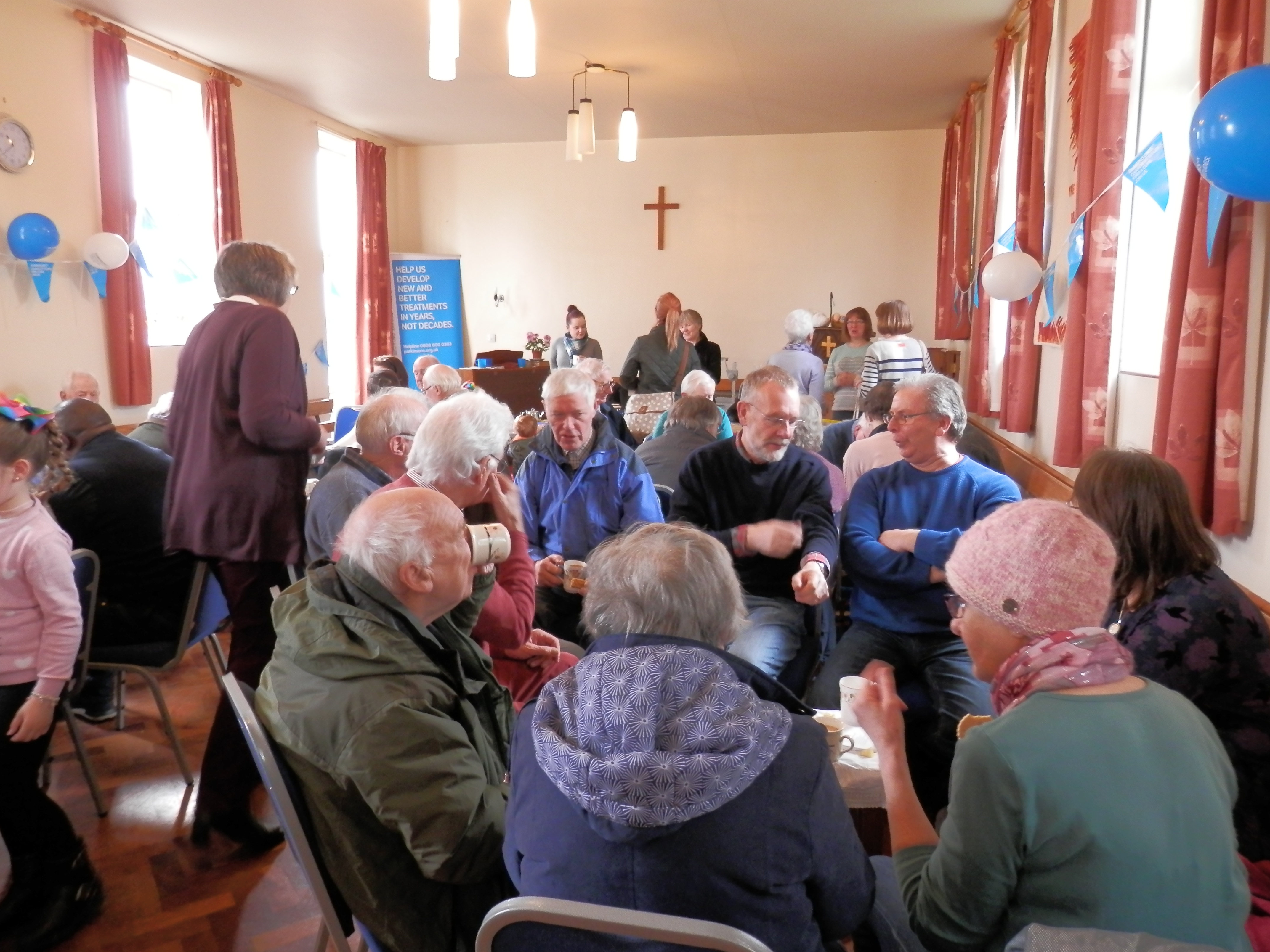 Coffee Morning at Brough Sowerby