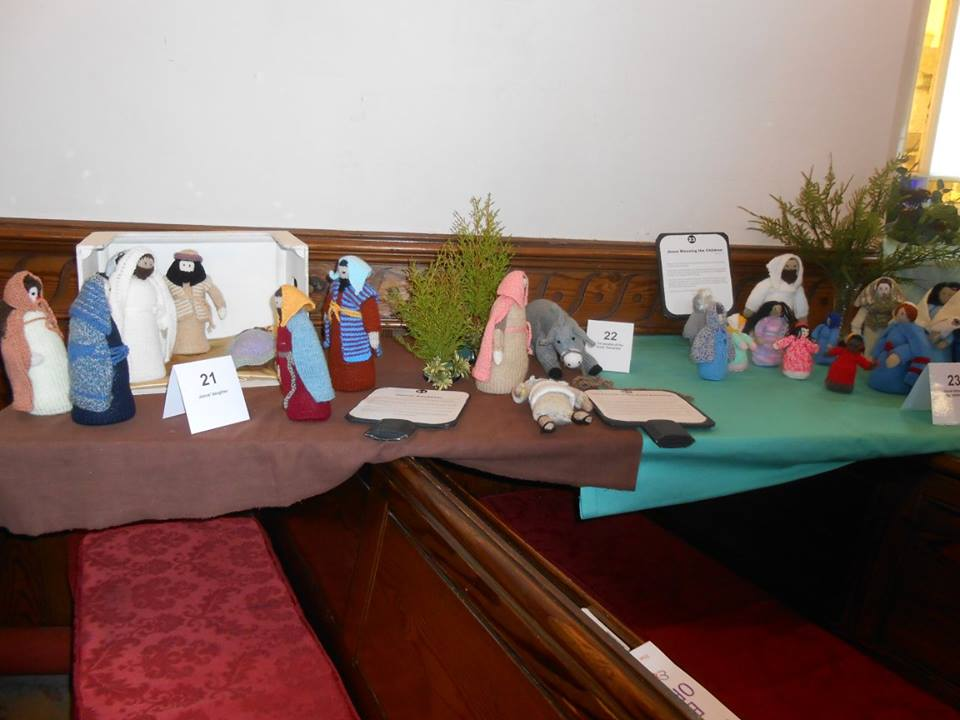 Knitted Bible 1