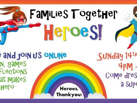 Families Together – Heroes